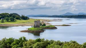 Beautiful picture of Loch Lomond